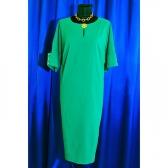 Платье «Бенгалин» (цвет светло-зеленый)